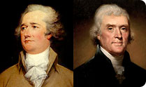 essay on alexander hamilton and thomas jefferson Improve your reasearch with over 3 pages of premium content about alexander hamilton and thomas jefferson.