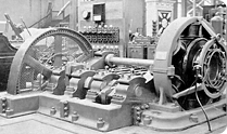 Electric Motor and Pump, Hall of Electricity, 1893