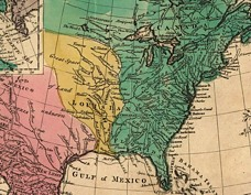 Map Of North America 1763.1 Empire In American Becoming American The British Atlantic