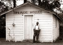 Praise House In St Helena Island
