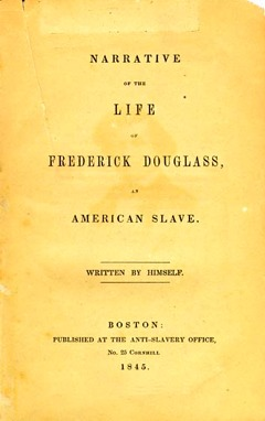 frederick douglass and harriet jacobs american slave narrators title page narrative of the life of frederick douglass an american slave click