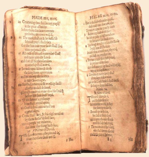 Puritanism and Predestination, Divining America