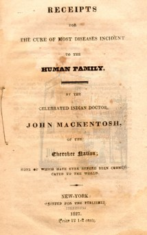Cherokee essay removal