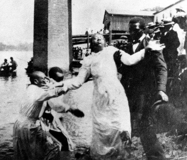 baptism georgia late 1800s african american christianity pt ii