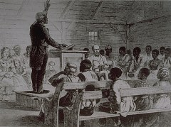 the african american religion during the time of slavery Religion in black america refers to the religious and spiritual practices of african  americans  slaves were welcome at the baptist services and a few baptist.