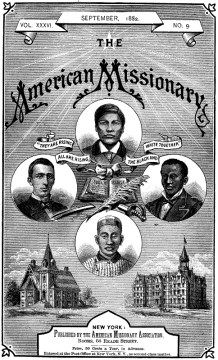 the american missionary