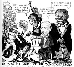 the difference between race riots of 1917 and 1919 I need information on recent racial violence  and major race riots between whites and blacks in 1917 at  the end of world war i saw the 1919 chicago.