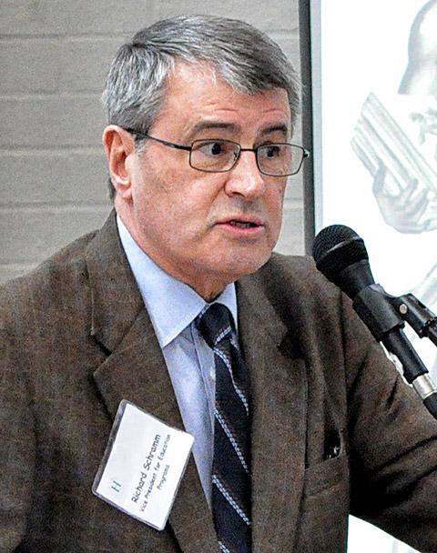 Richard Schramm, NHC