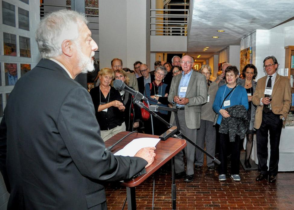 Robert D. Newman, National Humanities Center