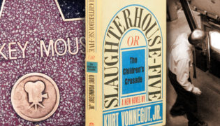 Mickey Mouse, Vonnegut and Humanities Moments