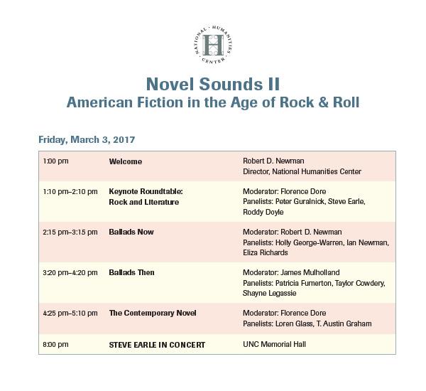 Novel Sounds II program