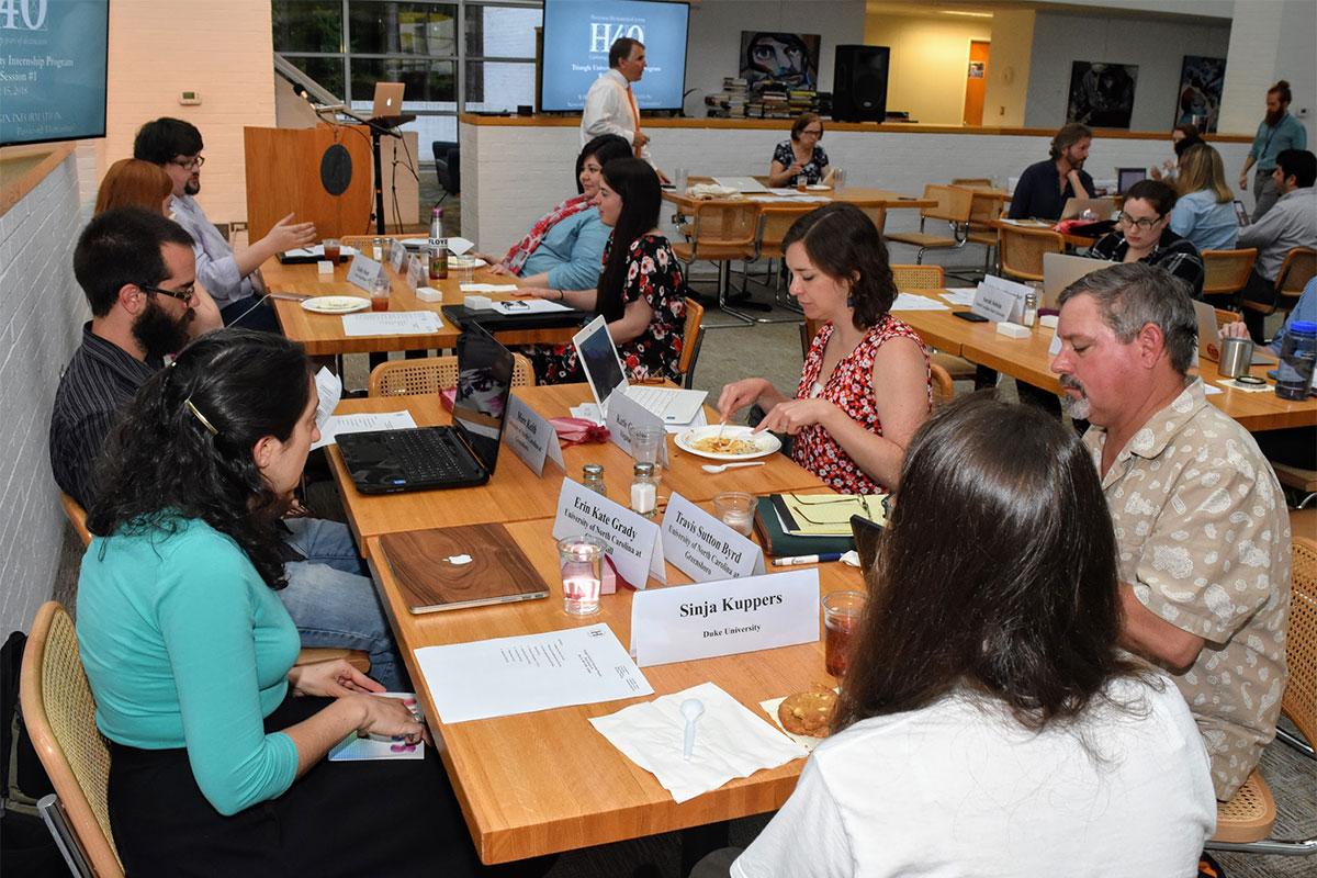 Educators at the NHC