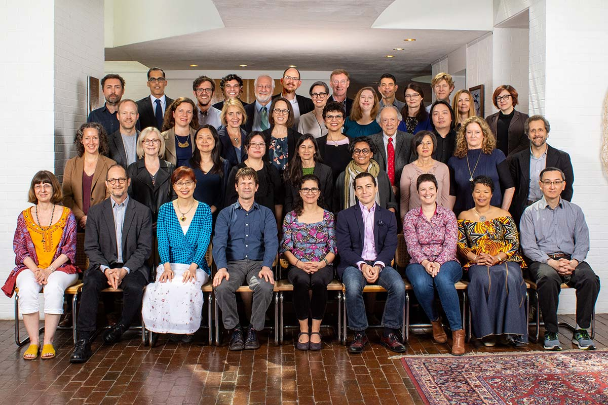 National Humanities Center Fellows 2018–19