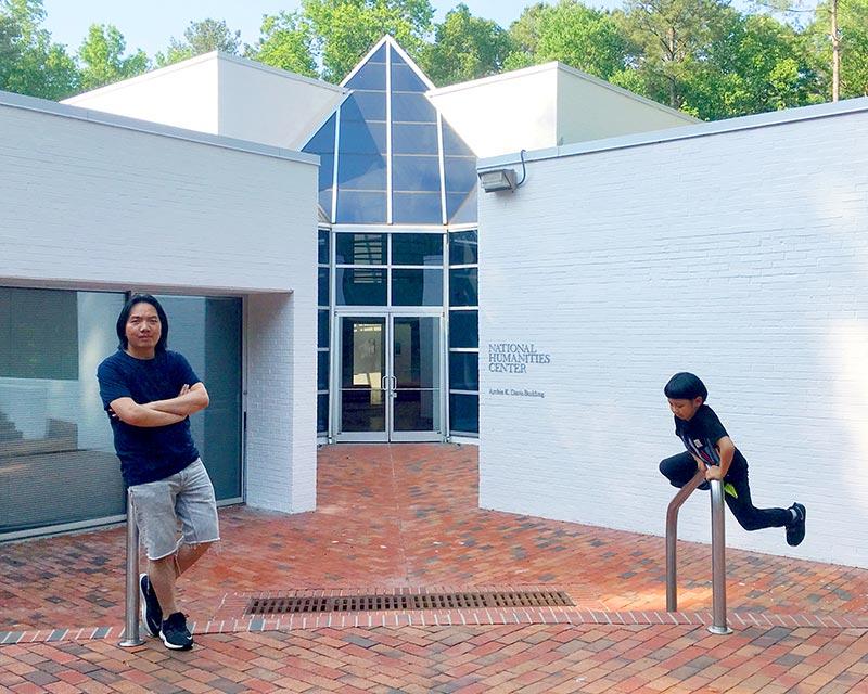 International Fellowship at the National Humanities Center