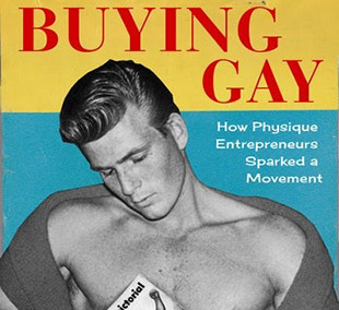 'Buying Gay' book cover
