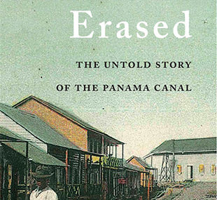 'Erased' book cover