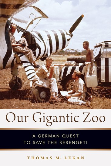 Our Gigantic Zoo book cover