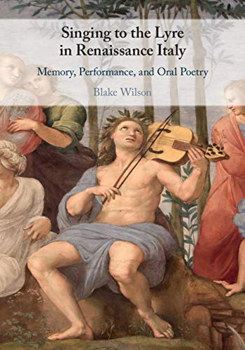 Singing to the Lyre book cover