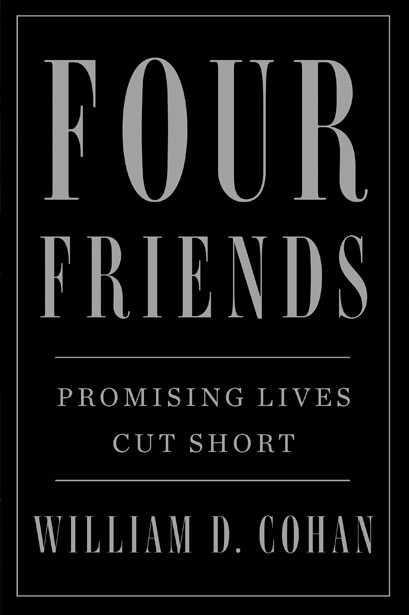 Four Friends book cover