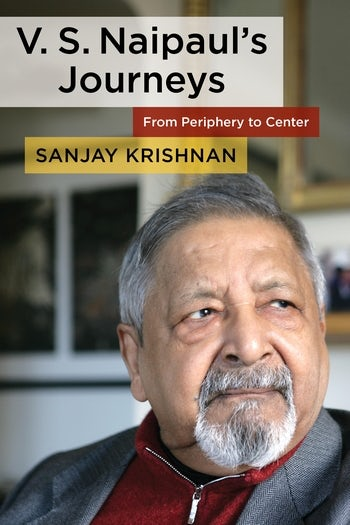 V. S. Naipaul's Journeys book cover