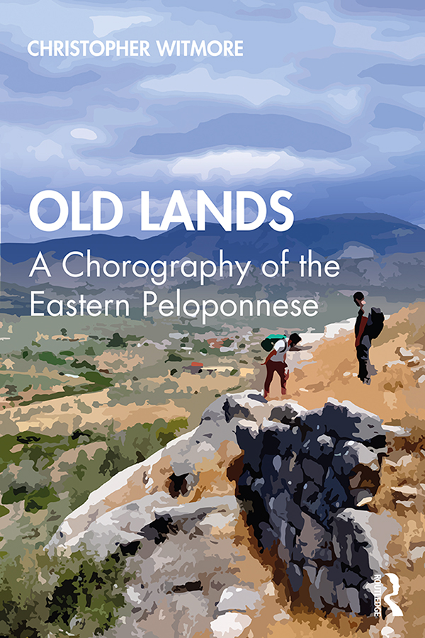 Old Lands book cover