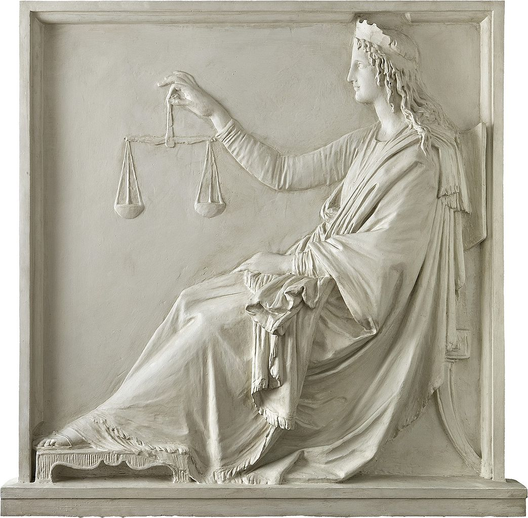 Themis, Goddess of Justice
