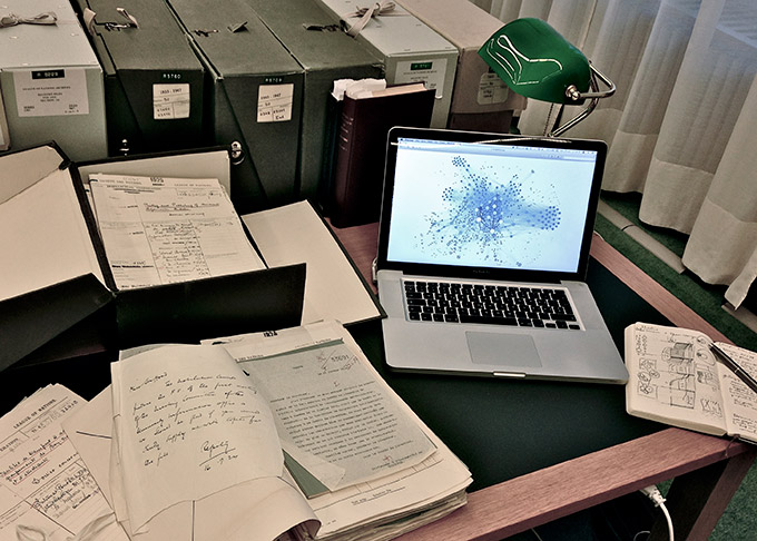 Objects, Places, and the Digital Humanities