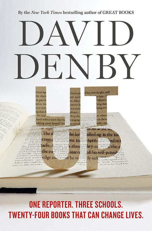 Lit Up by David Denby