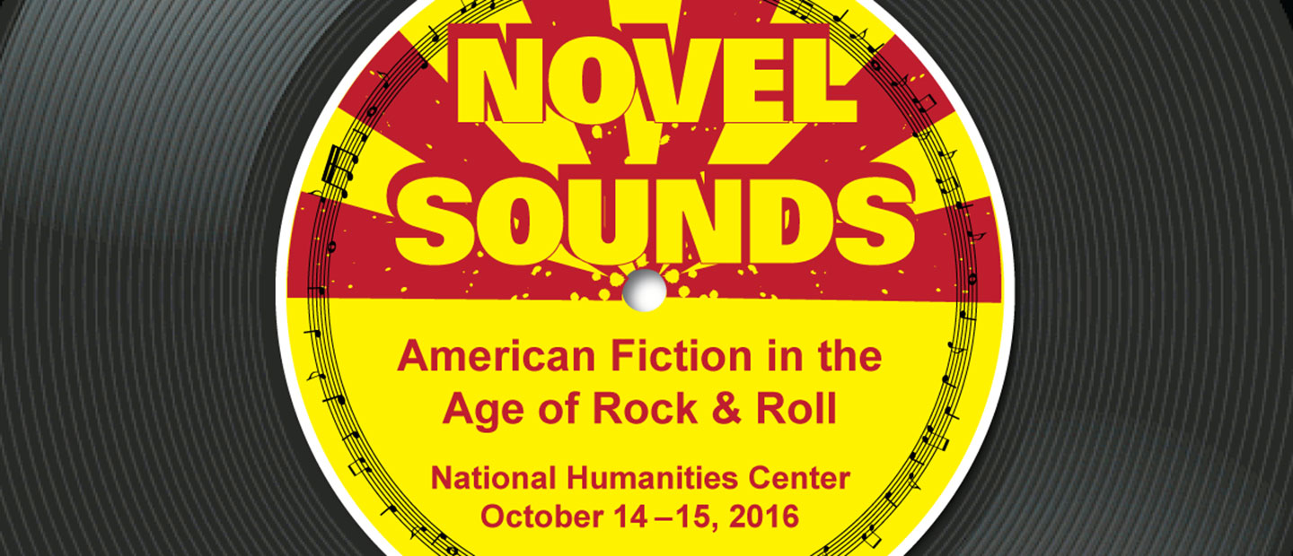 Novel Sounds: American Fiction in the Age of Rock and Roll